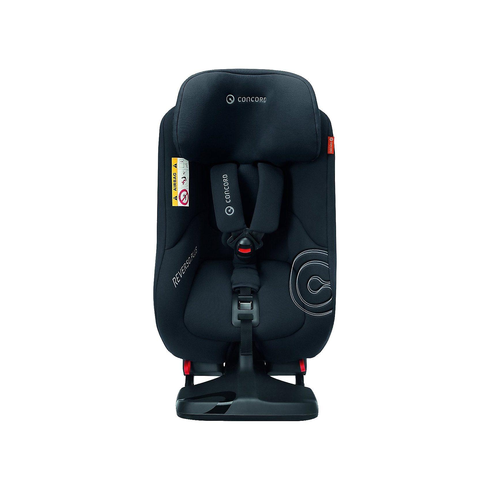 Concord Auto-Kindersitz Reverso Plus, Midnight Black, 2016