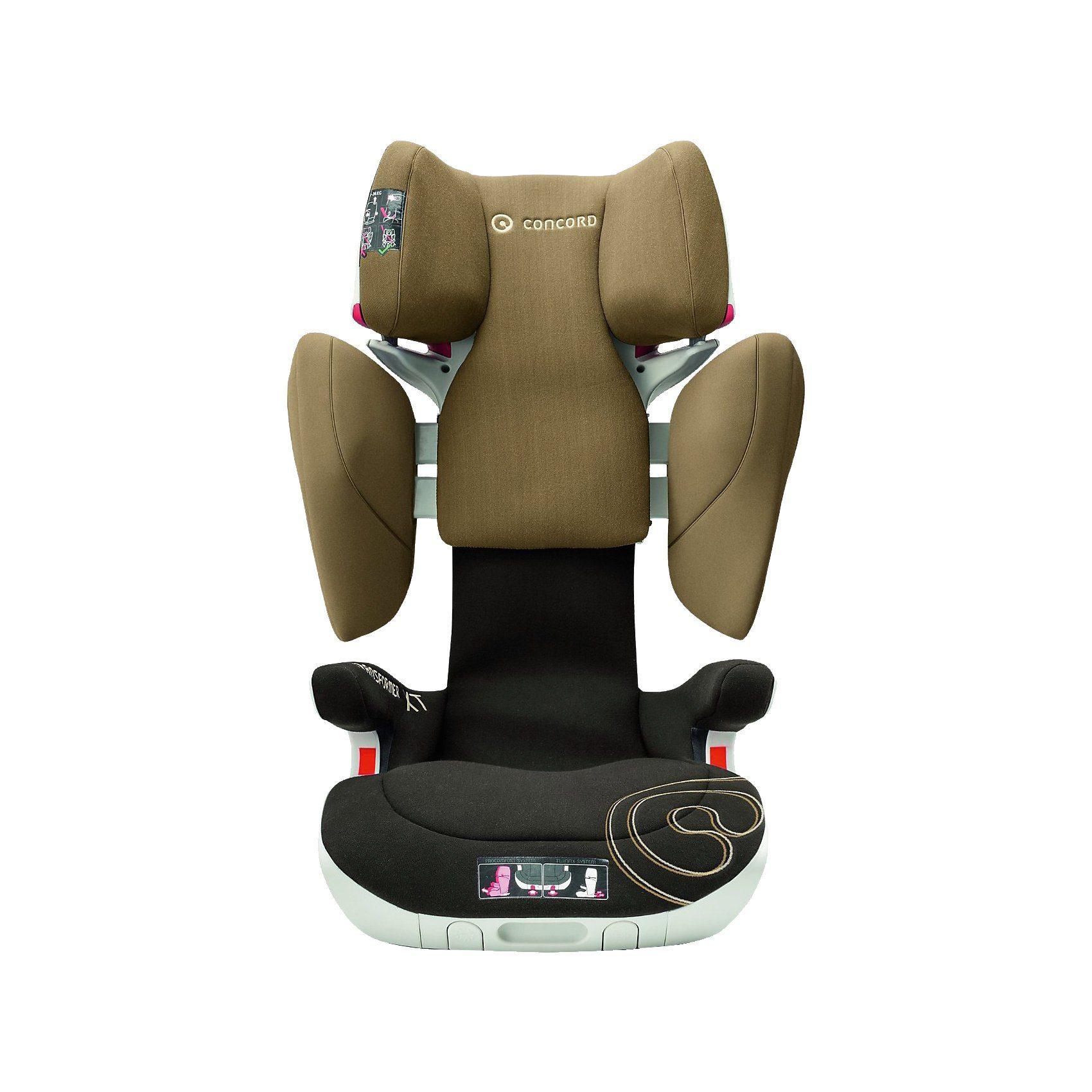Concord Auto-Kindersitz Transformer XT, Walnut Brown, 2016