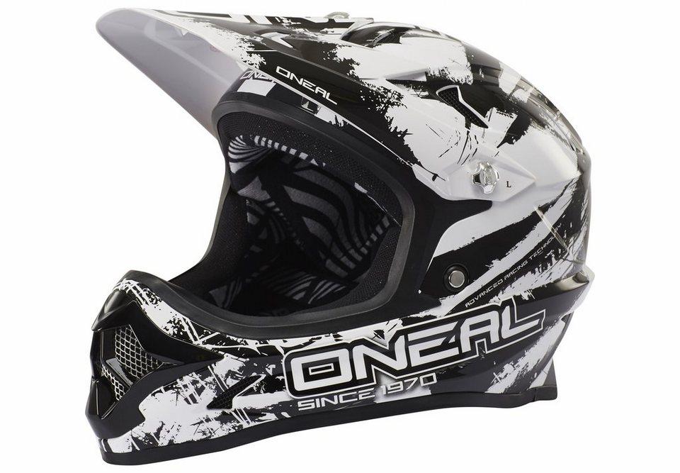 O'NEAL Fahrradhelm »Backflip Fidlock Helmet RL2 Shocker« in schwarz