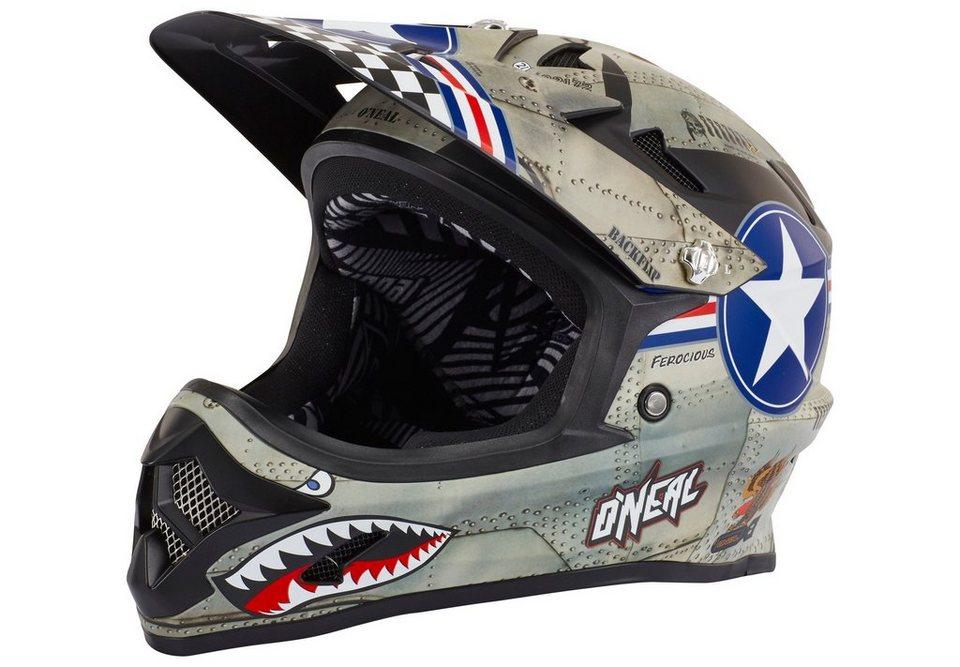 O'NEAL Fahrradhelm »Backflip Fidlock Helmet RL2 Wingman« in oliv