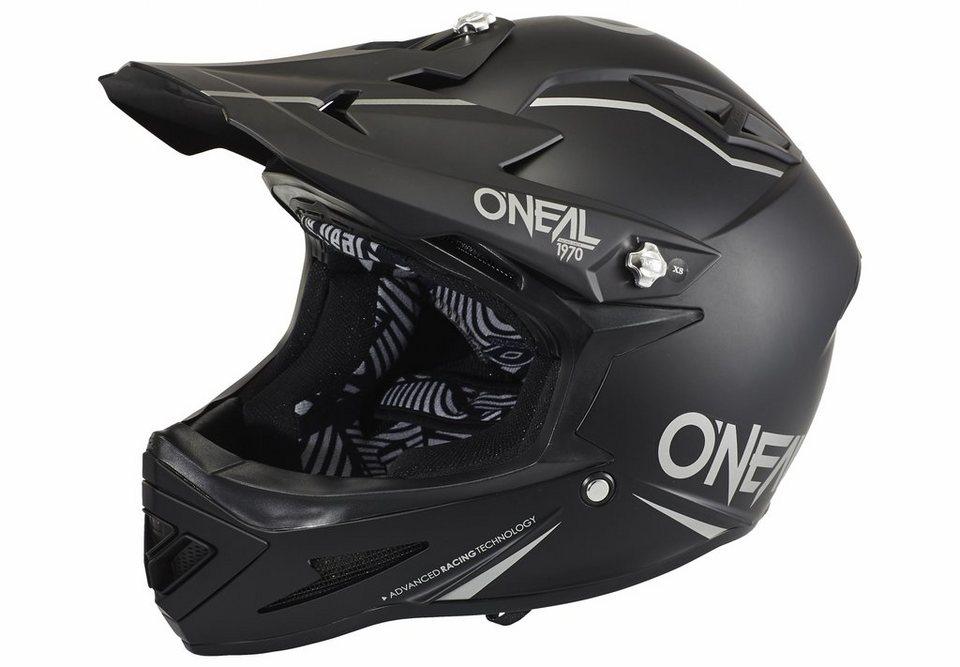 O'NEAL Fahrradhelm »Warp Fidlock Helmet« in schwarz