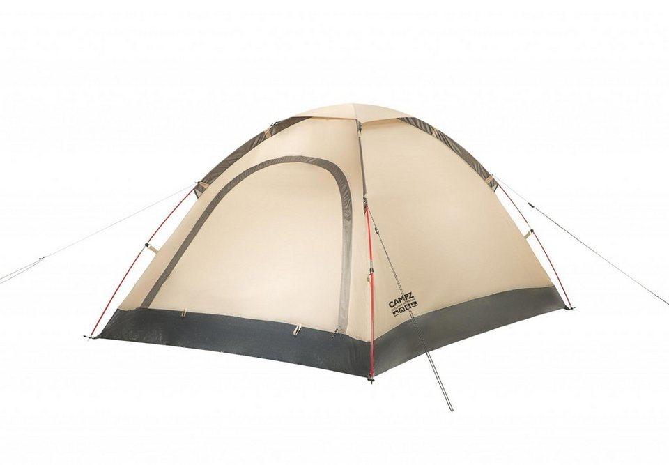 CAMPZ Zelt »Nevada Zelt 3P« in beige