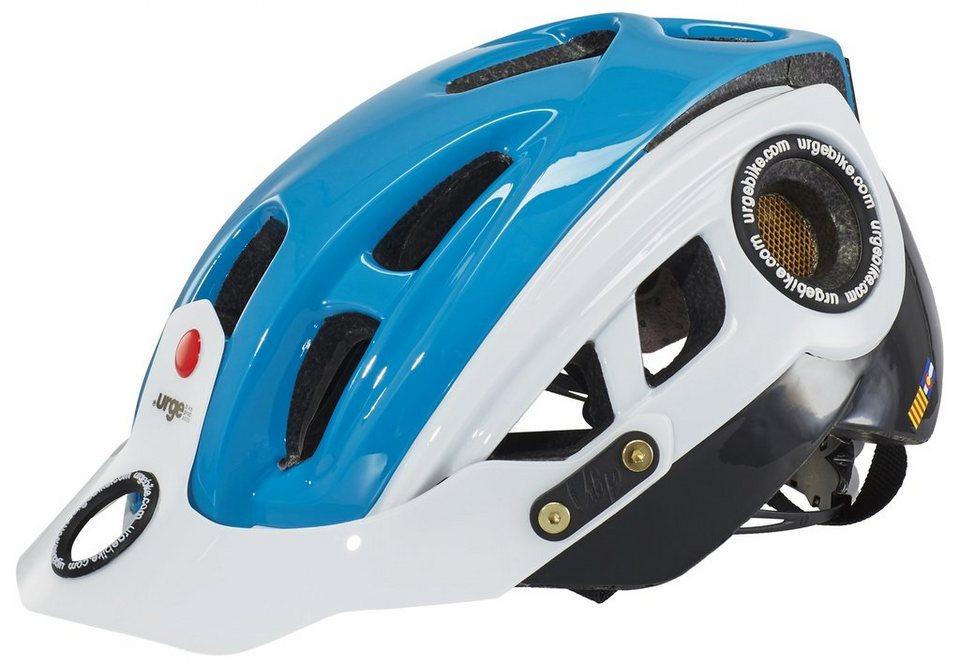 Urge Fahrradhelm »Supatrail Helmet« in weiß