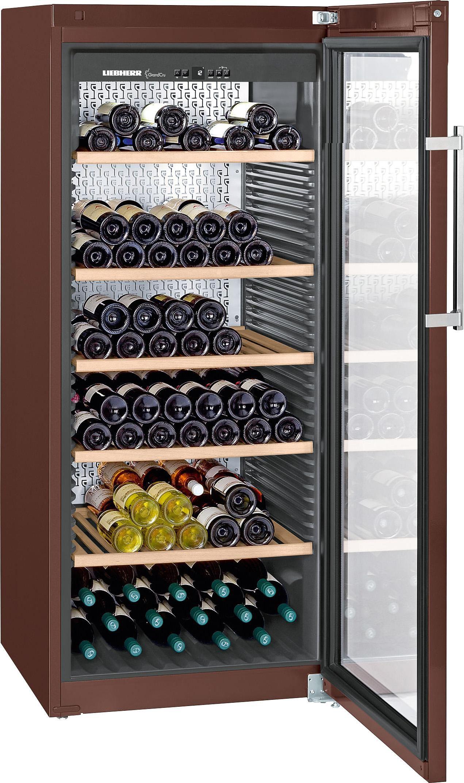 Liebherr Weinkühlschrank WKt 4552-21, A+, 165 cm, für 201 Bordeauxflaschen á 0,75l