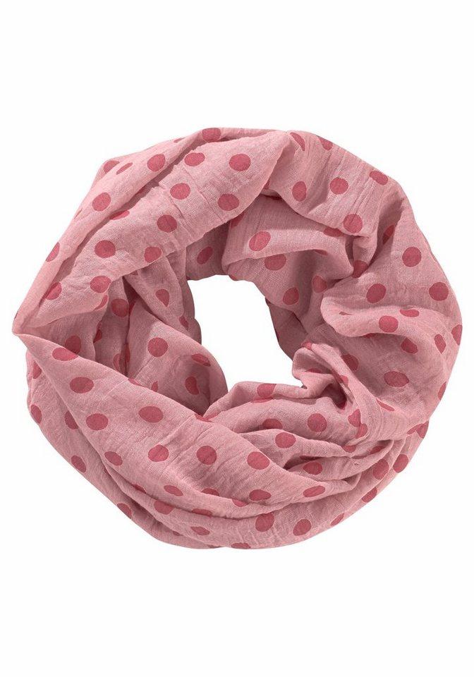 J. Jayz Loop mit Punkten in rosé