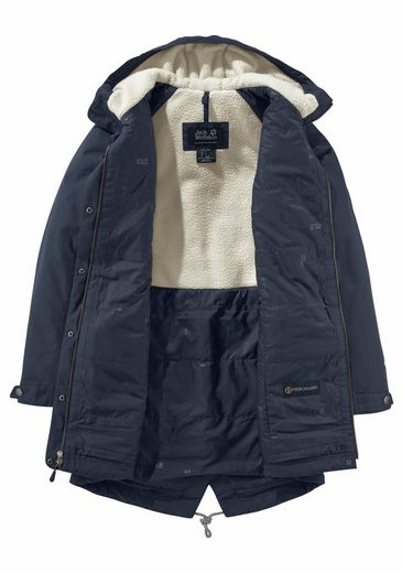 Jack Wolfskin Funktionsparka WINTER DUNVILLE, warm wattiert