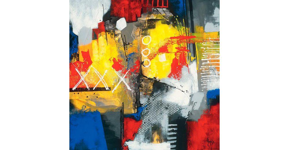 Home affaire, Deco Panel, »Farbwelten I«, 70/70 cm