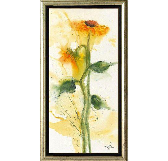 Home affaire, Schattenfugenbild, »Sonnenblumen«, 55/105 cm