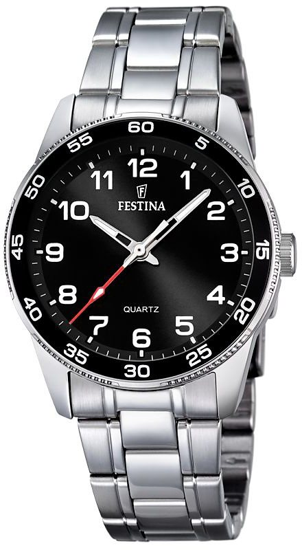 Festina Quarzuhr »F16905/4« in silberfarben
