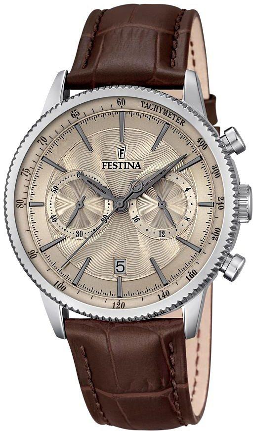 Festina Chronograph »F16893/3« in braun