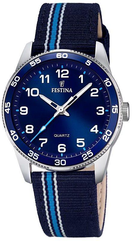 Festina Quarzuhr »F16906/2« in blau