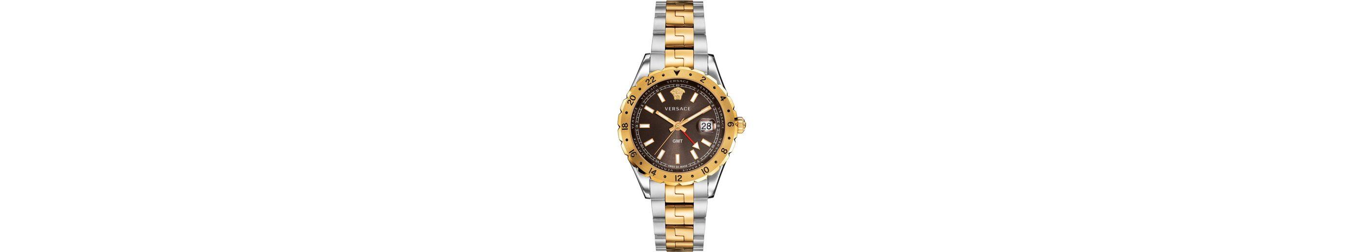 Versace Schweizer Uhr »HELLENYIUM GMT, V11040015«
