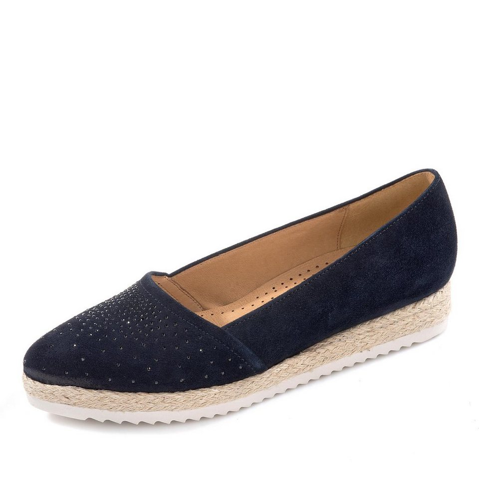 Gabor Slipper in blau