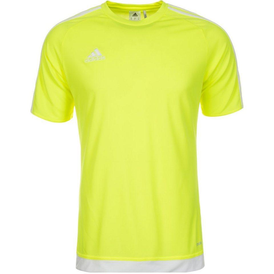adidas Performance Estro 15 Fußballtrikot Herren in gelb / weiß