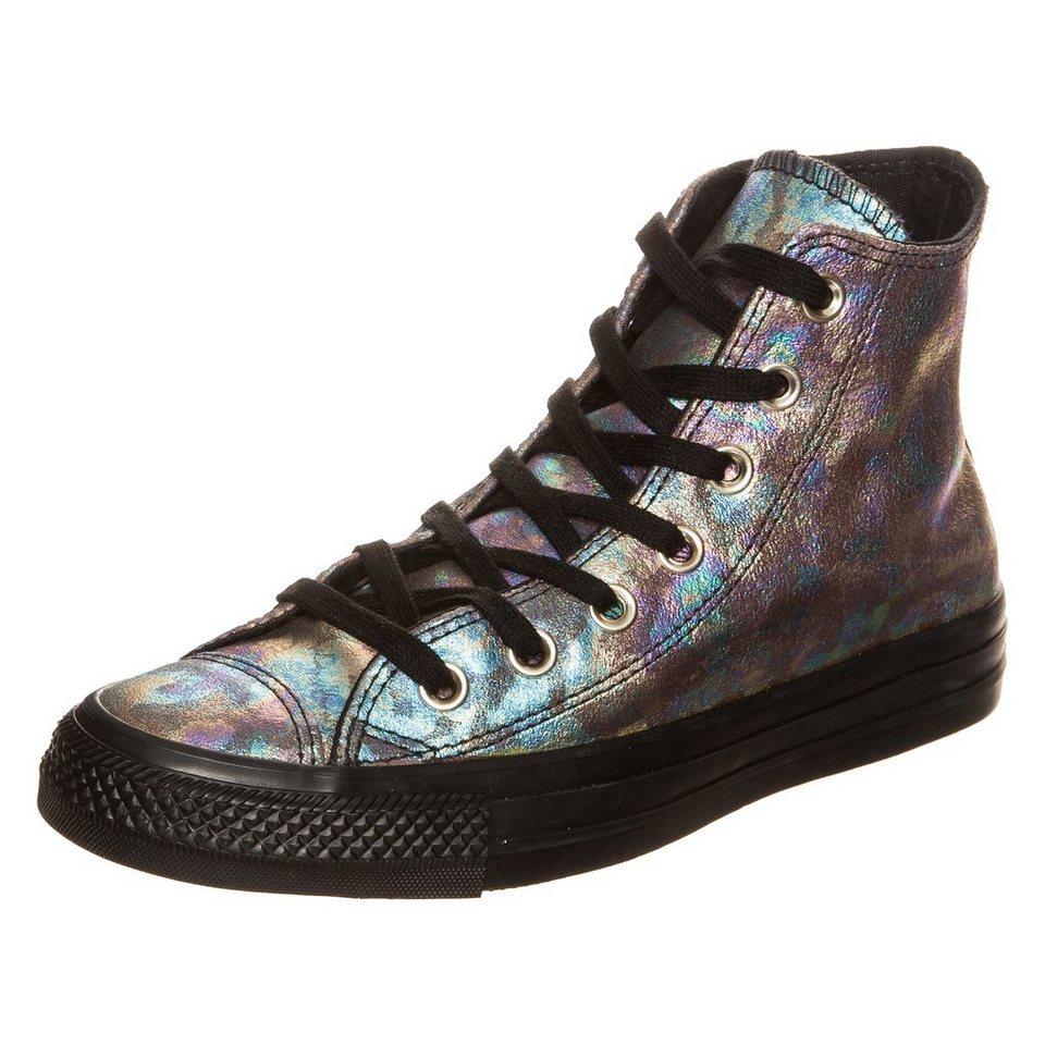 CONVERSE Chuck Taylor All Star High Sneaker Damen in schwarz metallic
