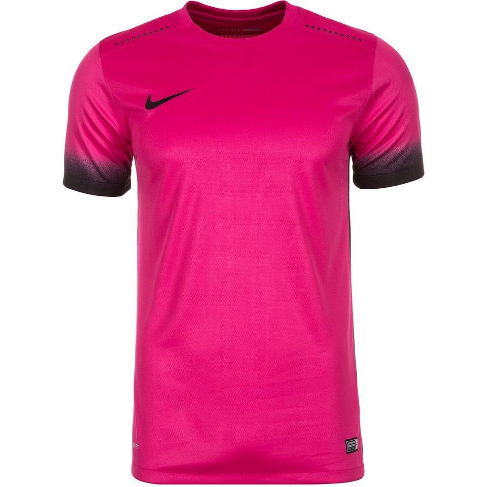 NIKE Laser Print III Fußballtrikot Herren in pink / schwarz