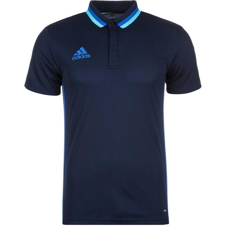 adidas Performance Condivo 16 CL Poloshirt Herren in dunkelblau / blau