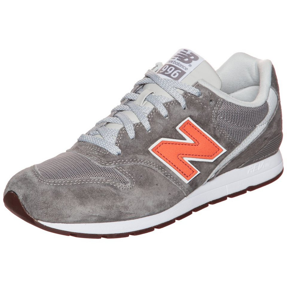 NEW BALANCE MRL996-JD-D Sneaker Herren in grau / orange
