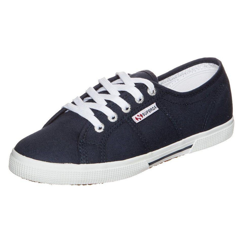 Superga 2950 Cotu Classic Sneaker Damen in dunkelblau