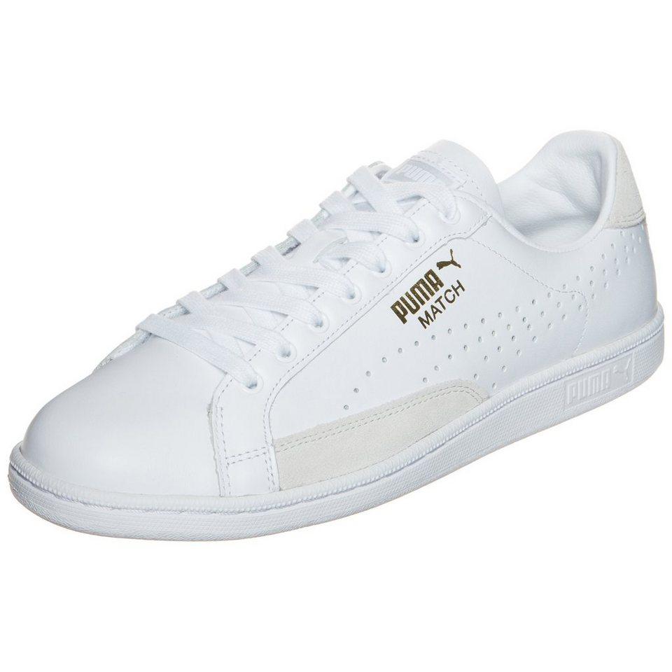 PUMA Match 74 UPC Sneaker in weiß / beige