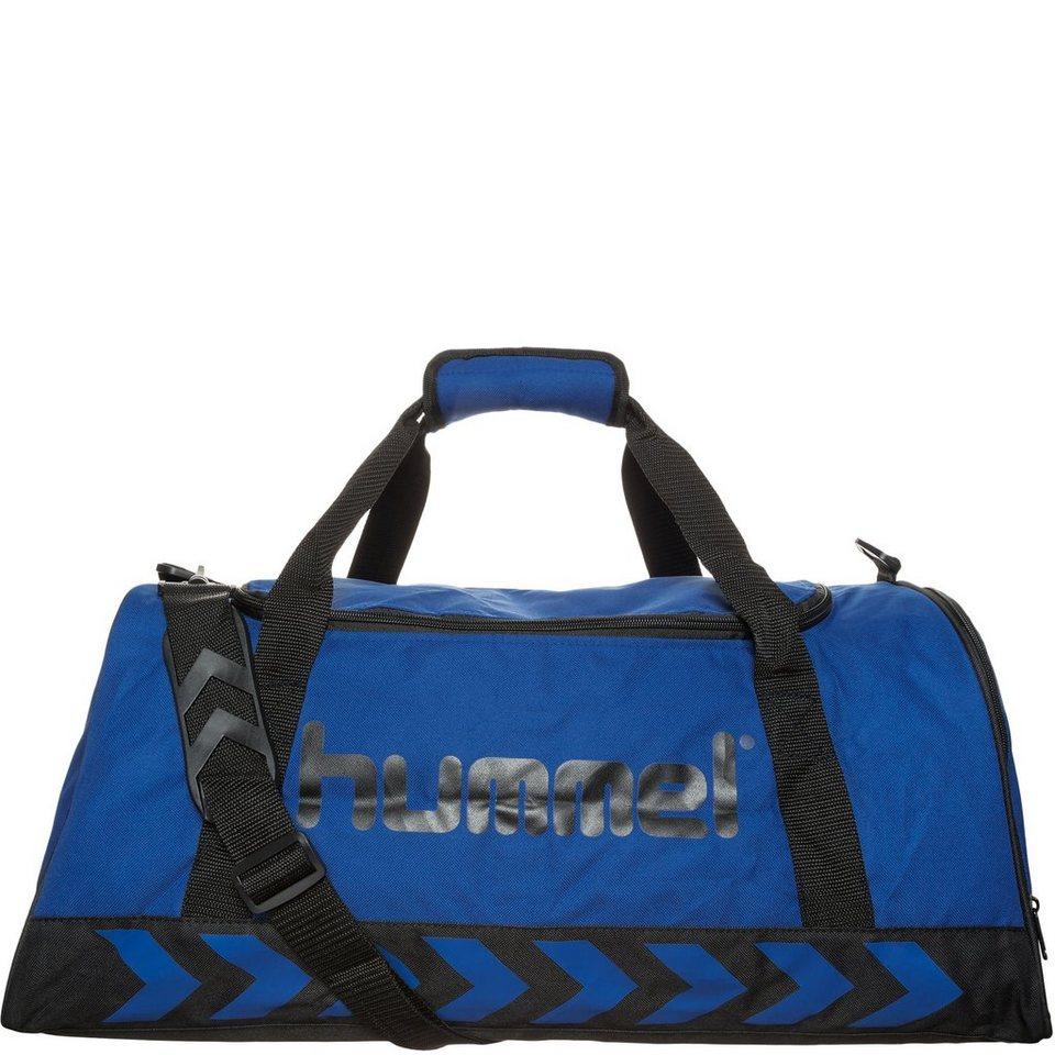 HUMMEL TEAMSPORT Authentic Sporttasche in blau / schwarz
