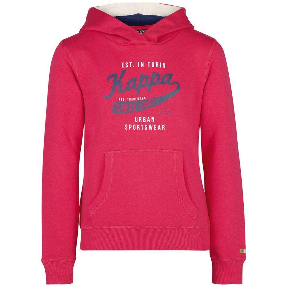 KAPPA Sweatshirts »WENKE KIDS« in rose