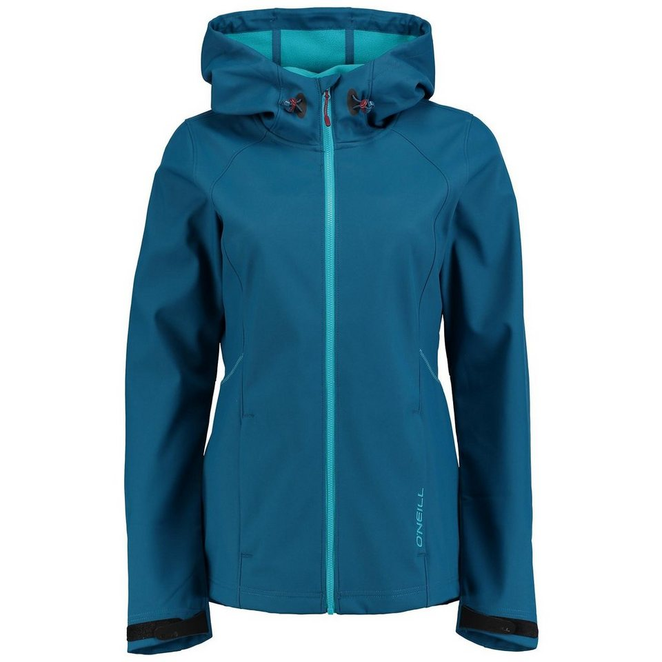 O'Neill Softshell »Solo« in Blau