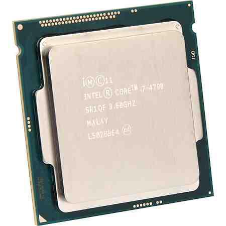 Intel® Prozessor »Core(TM) i7-4790«