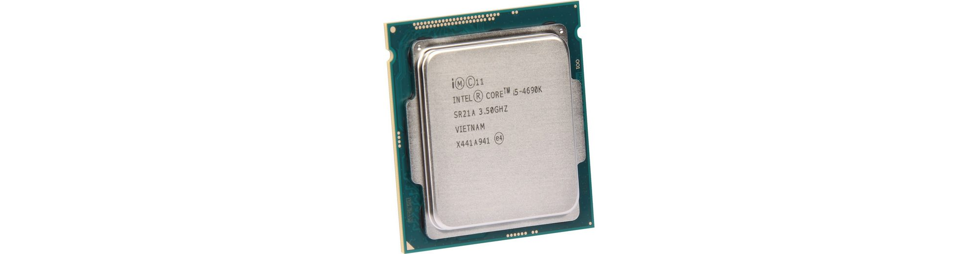 Intel® Prozessor »Core(TM) i5-4690K«