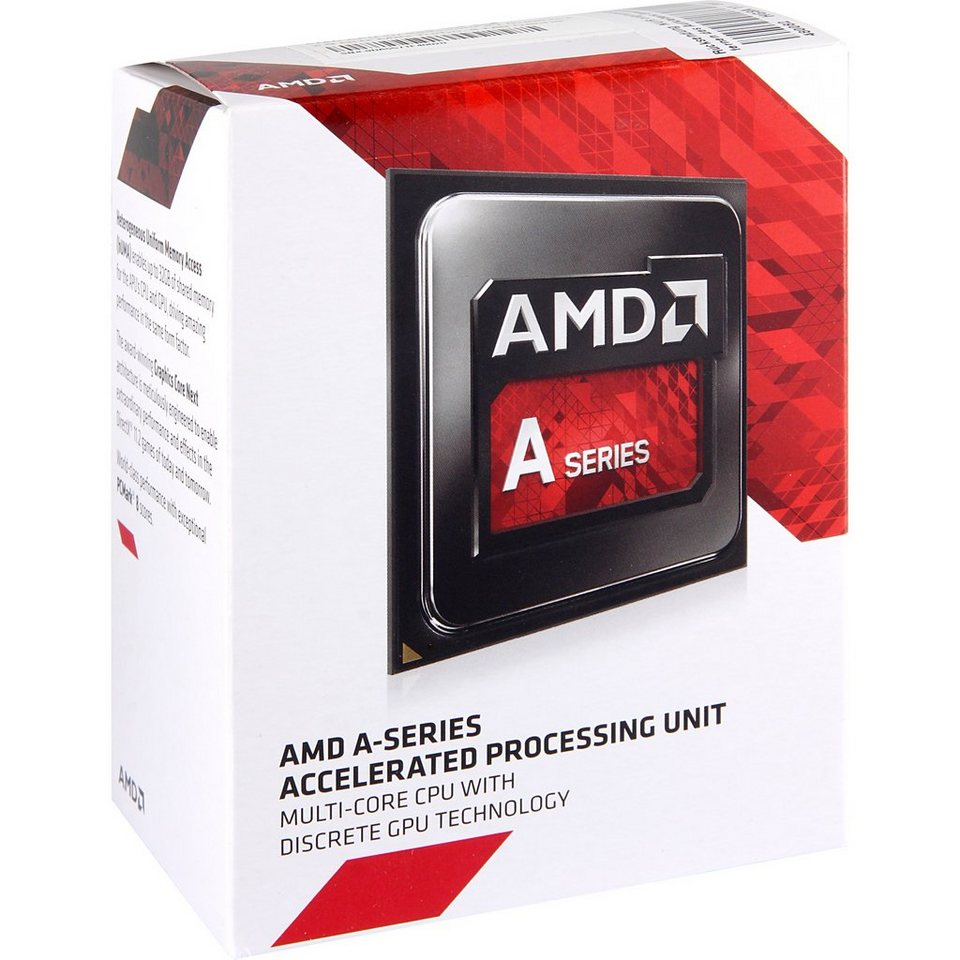 AMD Prozessor »A8-7600 Accelerated Processor«
