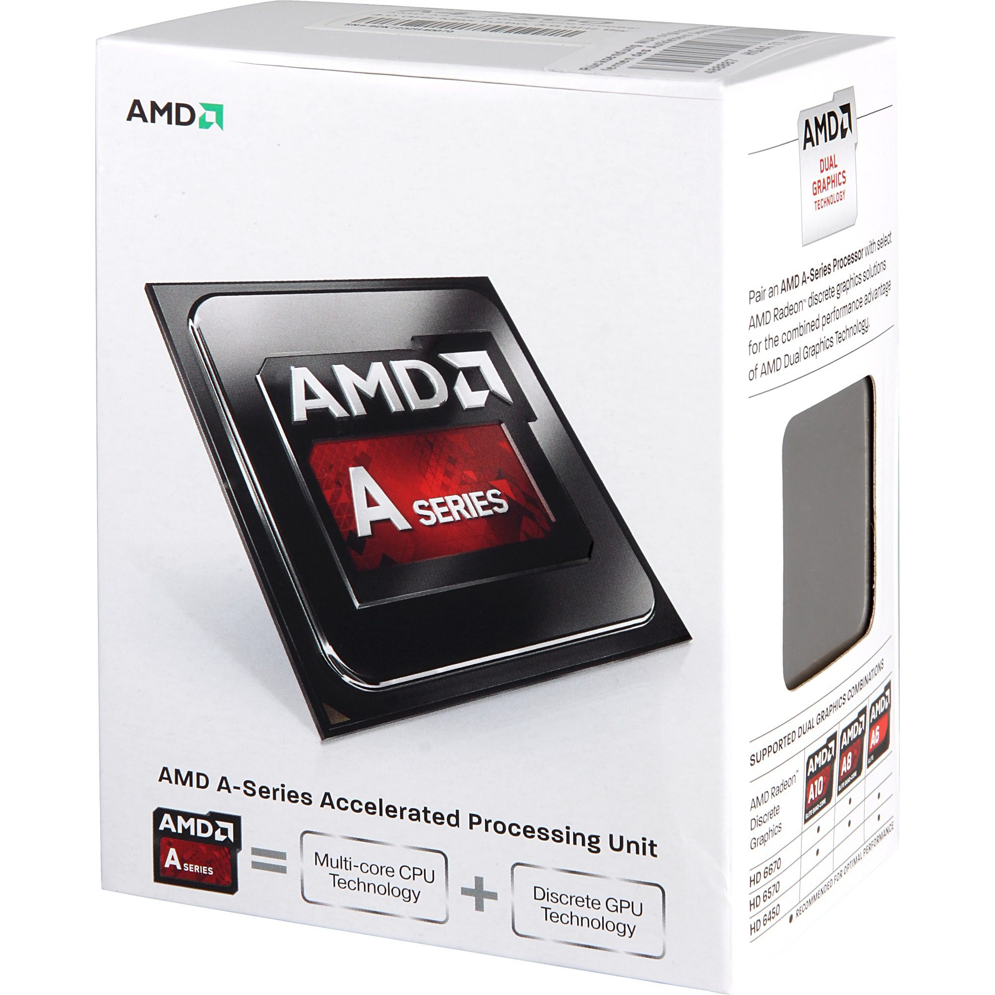 AMD Prozessor »A4-7300 Accelerated Processor«