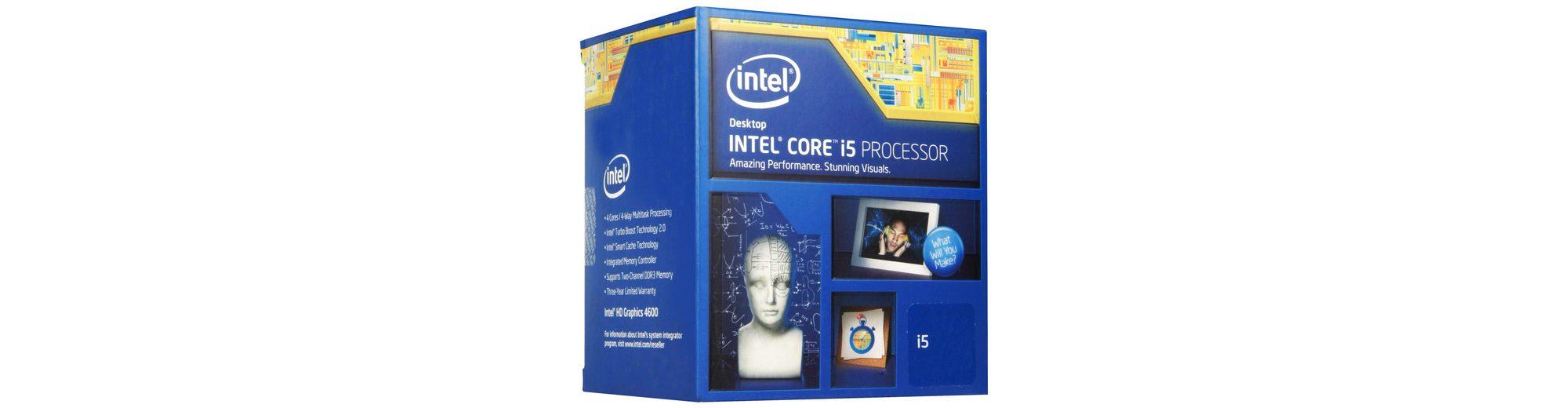 Intel® Prozessor »Core(TM) i5-4570S«