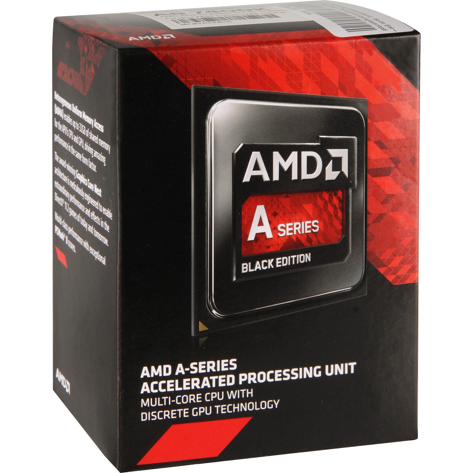 AMD Prozessor »A6-7400K Accelerated Processor«