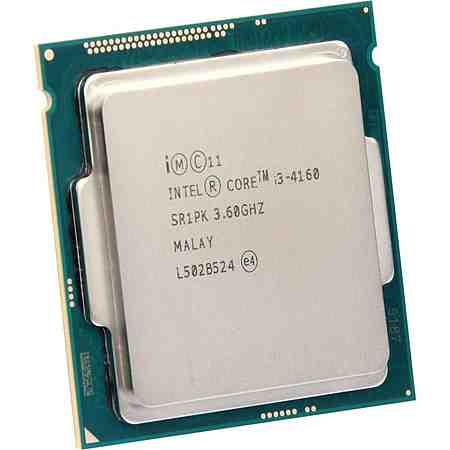 Intel® Prozessor »Core(TM) i3-4160«