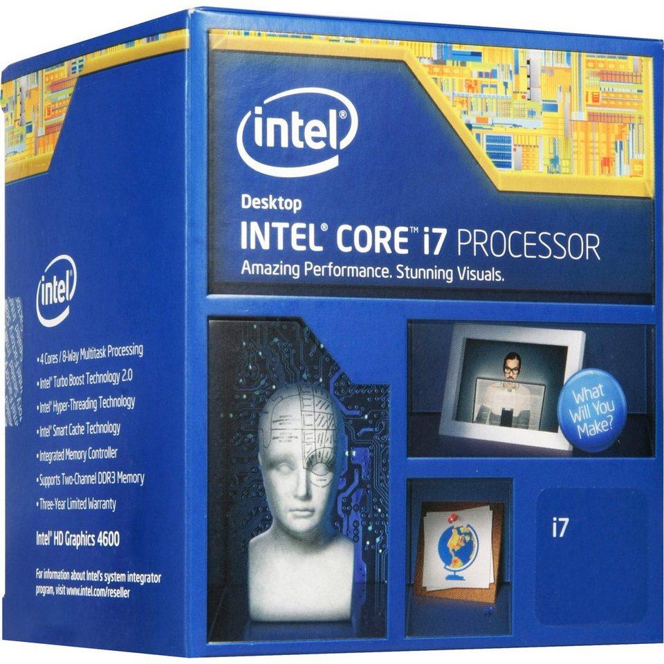 Intel® Prozessor »Core(TM) i7-4770S«