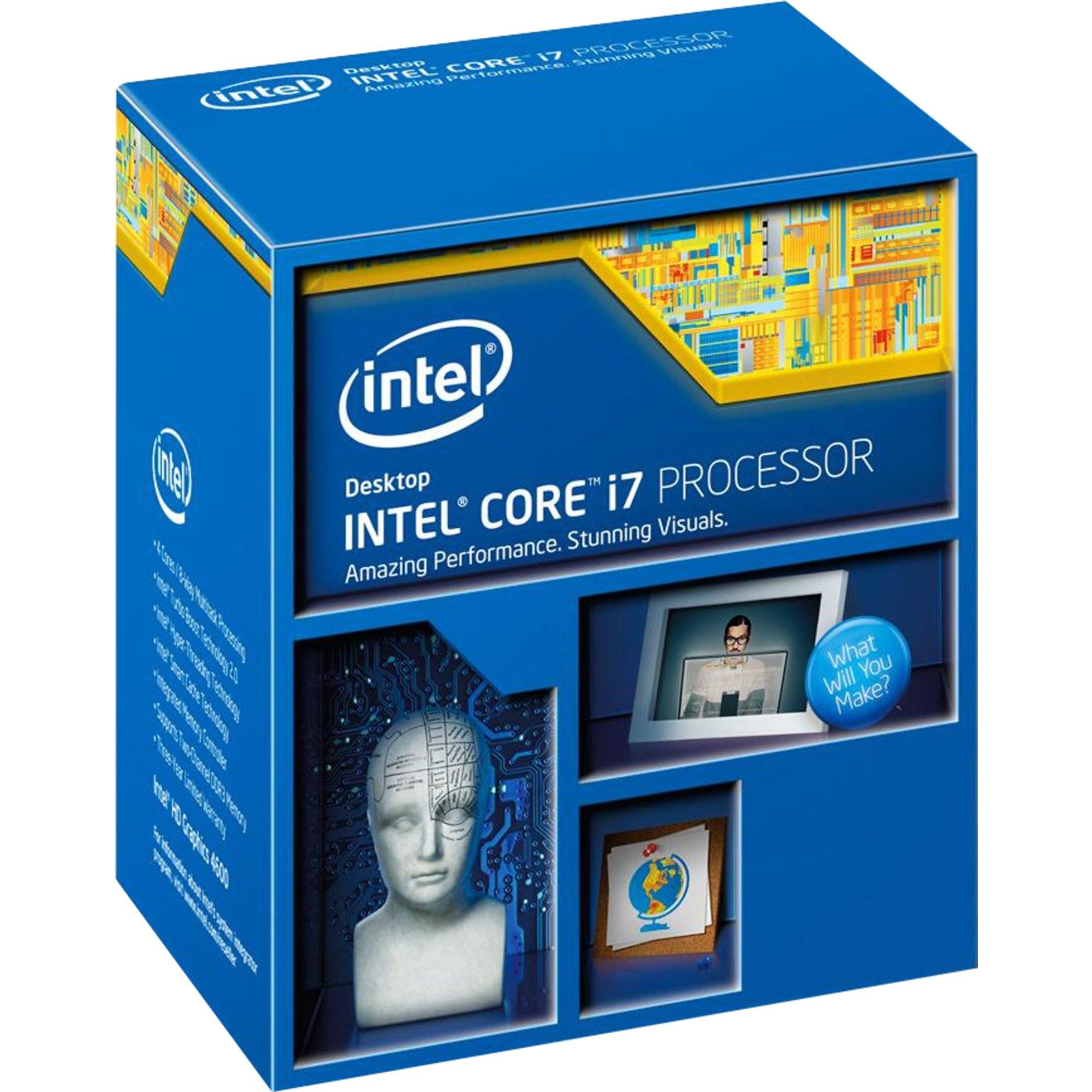 Intel® Prozessor »Core(TM) i7-4771«