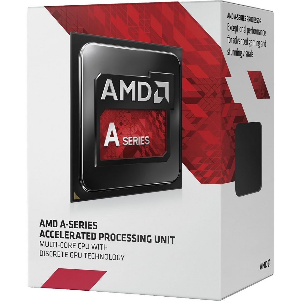 AMD Prozessor »A10-7700K Accelerated Processor«
