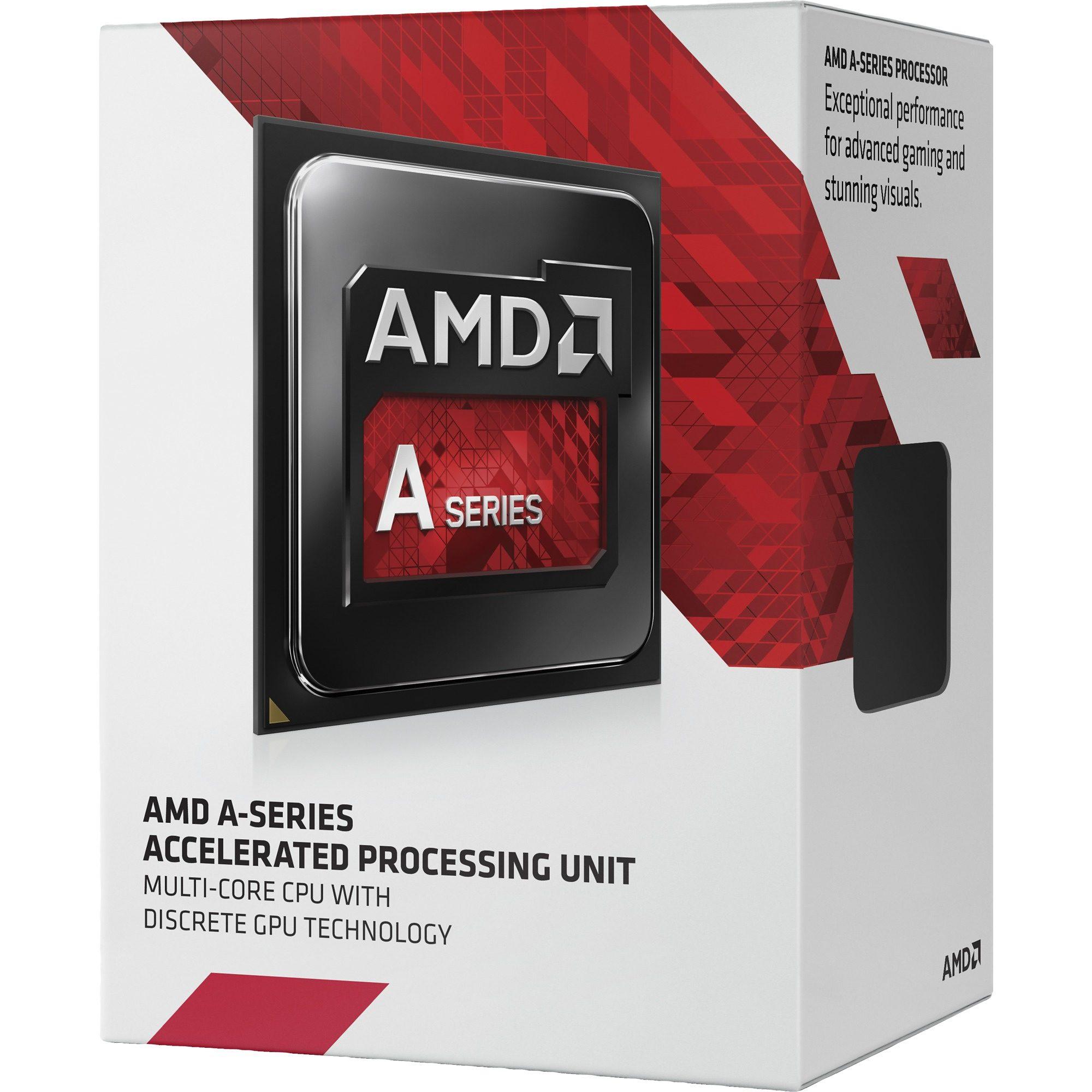 AMD Prozessor »A10-7700K Accelerated Processor«