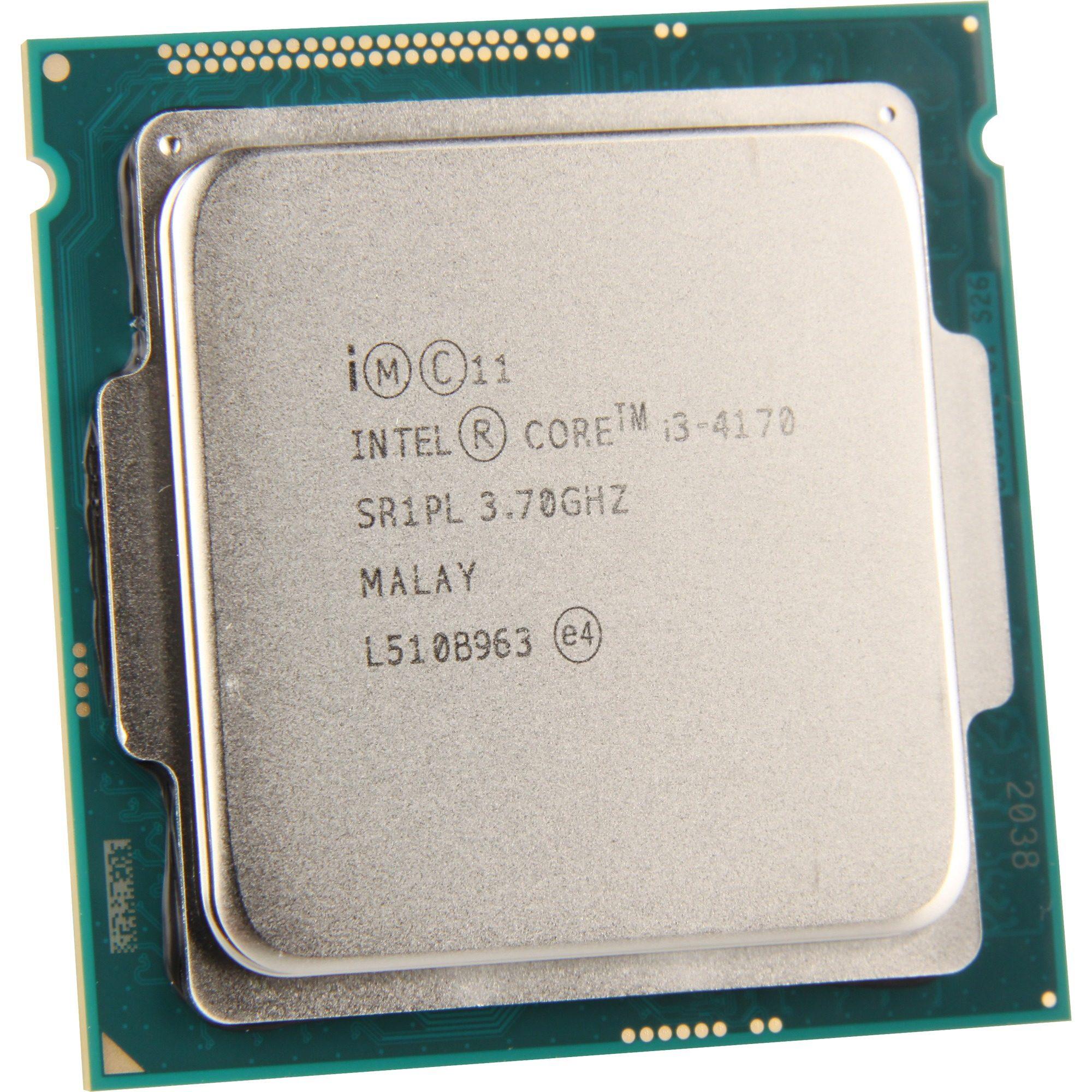 Intel® Prozessor »Core(TM) i3-4170 Prozessor«