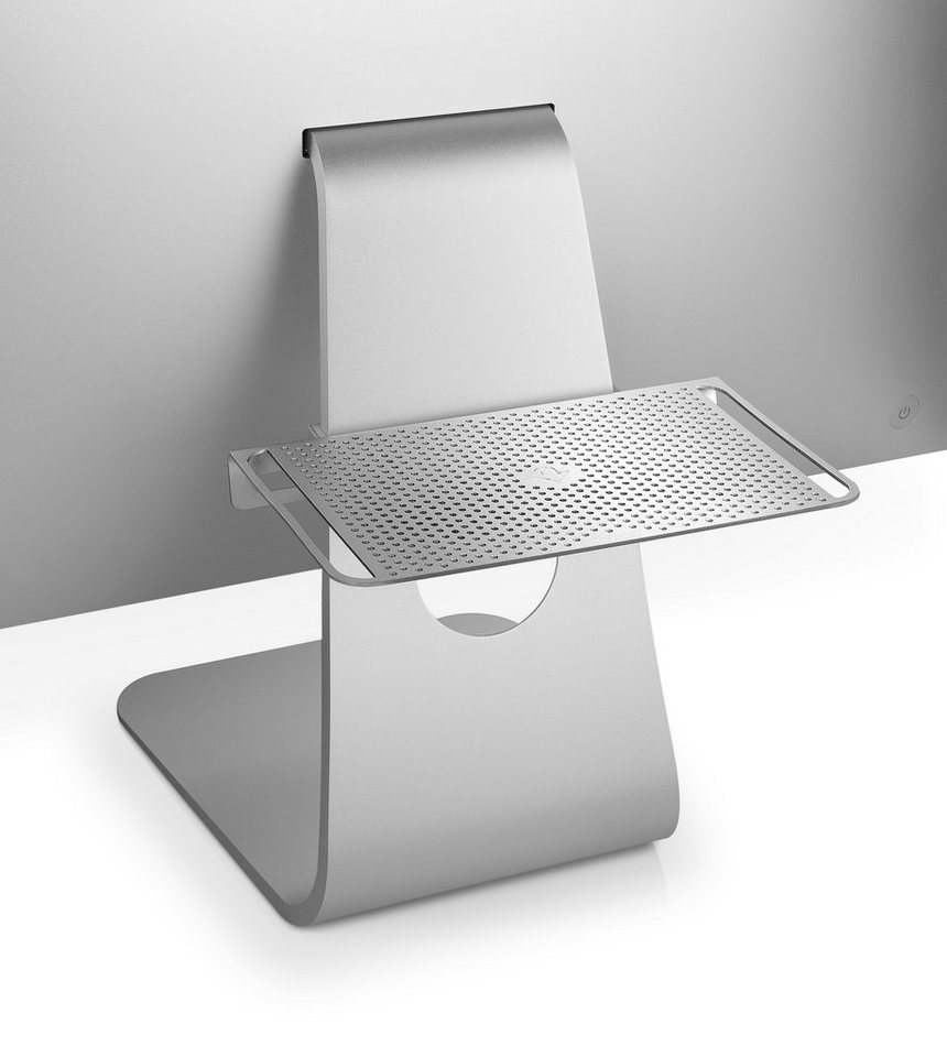 Twelve South Ablage für iMac und Apple Displays »BackPack 3« in silber
