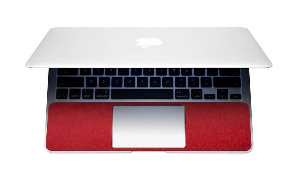 Twelve South Schutzabdeckung MacBook Air, Leder »SurfacePad Color« in rot