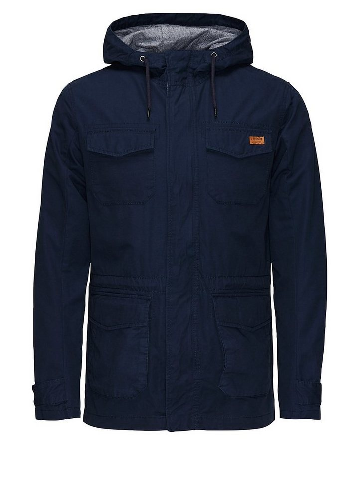 Jack & Jones Parka Parka in Navy Blazer