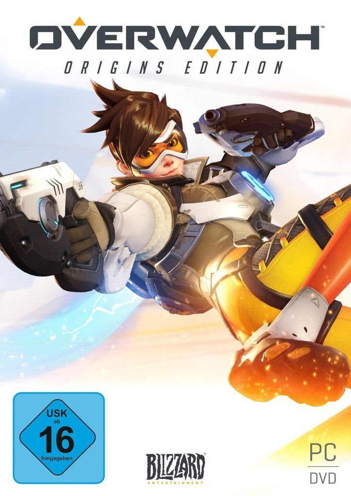 Blizzard PC - Spiel »Overwatch - Origins Edition«