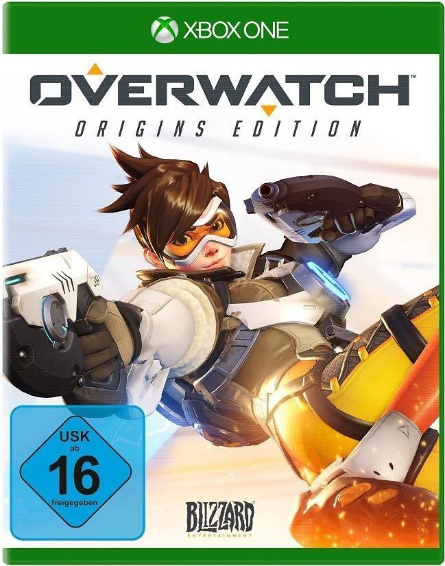 Blizzard XBOX One - Spiel »Overwatch - Origins Edition«