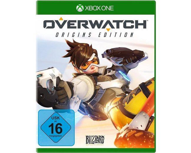Blizzard XBOX One - Spiel »Overwatch - Origins Edition«