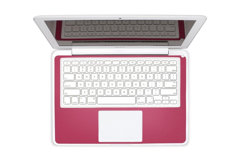 Twelve South Schutzabdeckung MacBook Air, Leder »SurfacePad Color « in pink
