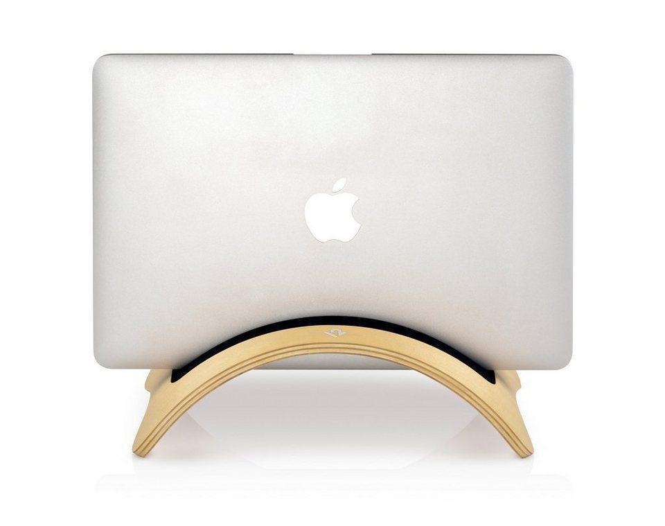 Twelve South Ständer aus gebogenem Holz für MacBook Pro / Retina / Air »BookArc Möd« in birke