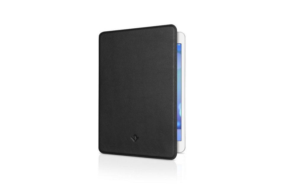 Twelve South Schutzhülle aus Leder für iPad mini, mini 2, mini 3 »SurfacePad« in schwarz