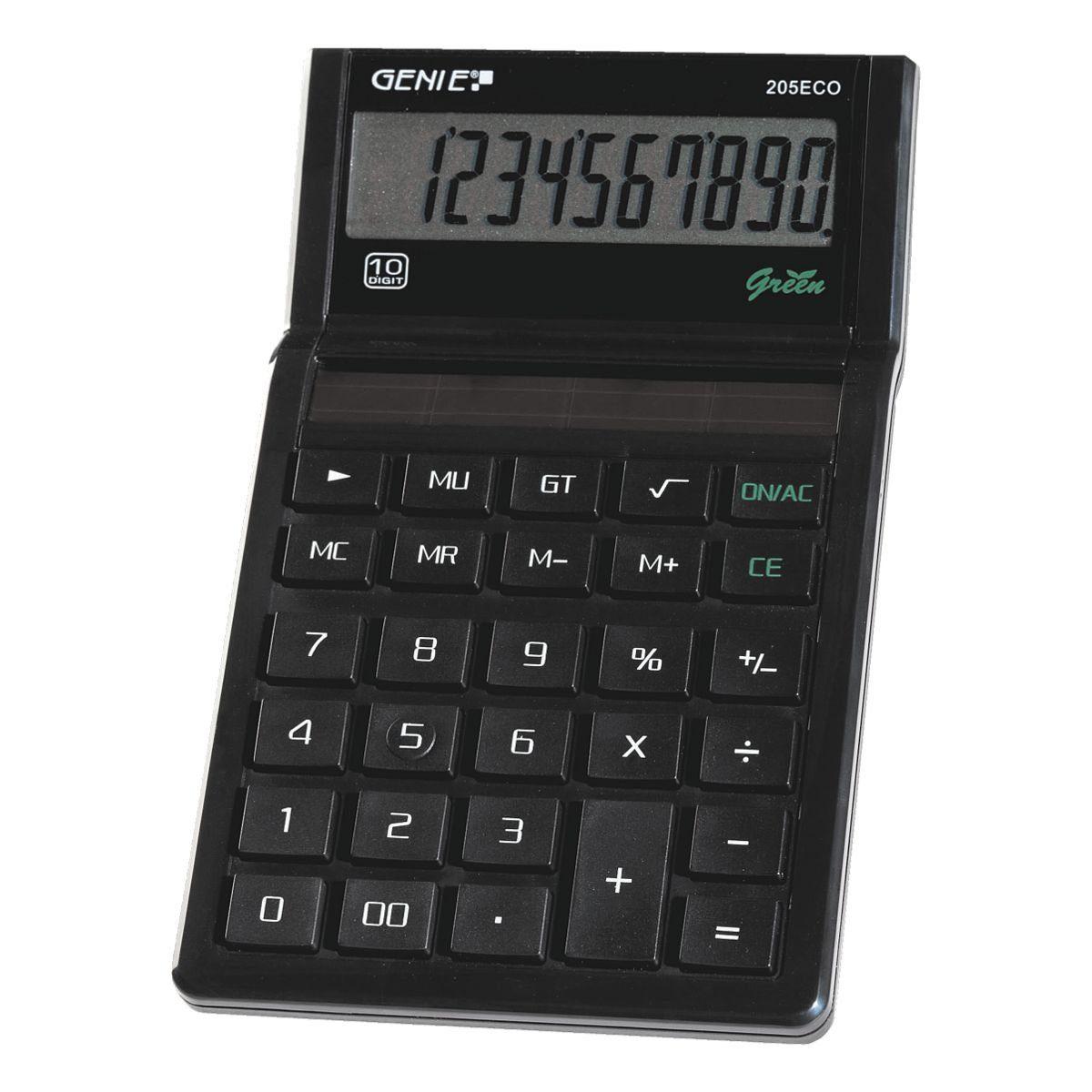 GENIE Tischrechner »205ECO«