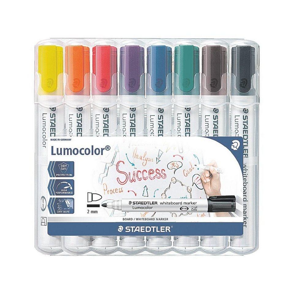 Staedtler Whiteboard-Marker Etui »Lumocolor«